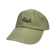 BENCH / LOGO 6PANEL CAP (KHAKI)