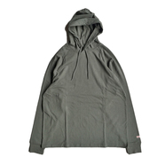 GOODWEAR / HOODED LS TEE (OLIVE)
