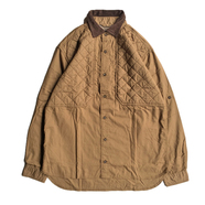 WOOLRICH / HUNTING L/S SHIRT (BROWN)
