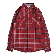 WRANGLER / FLANNEL SHIRT (RED)
