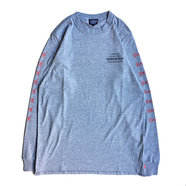ACAPULCO GOLD / HARD TO EARN LS TEE (GREY)