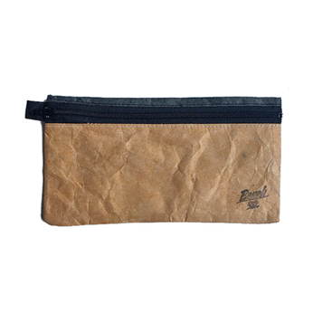 BENCH / LOGO TYVEK WALLET (BLACK)