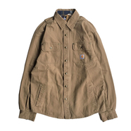 CARHARTT USA / CANVAS SHIRT JACKET