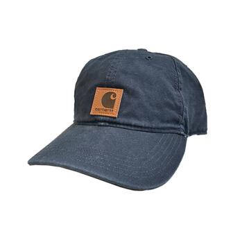 CARHARTT / ODESSA CAP (NAVY)
