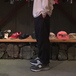 RED KAP / CHEF PANTS (BLACK)