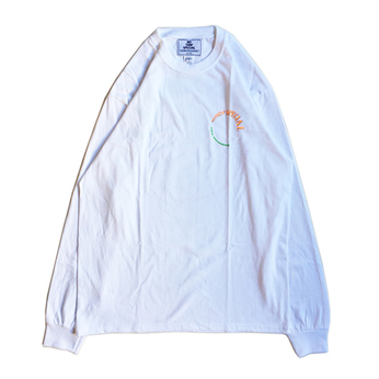 NOTHIN' SPECIAL / VERY NECESSARY LS TEE (WHITE)