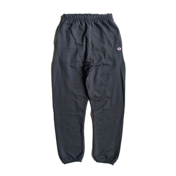 CHAMPION USA / REVERSE WEAVE SWEAT PANTS (BLACK)