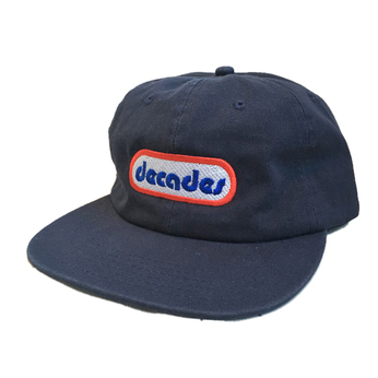 THE DECADES HAT / TOY 6PANEL CAP
