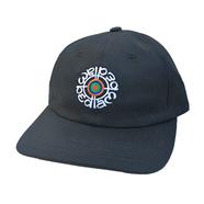 BEDLAM / TARGET CAP (BLACK)