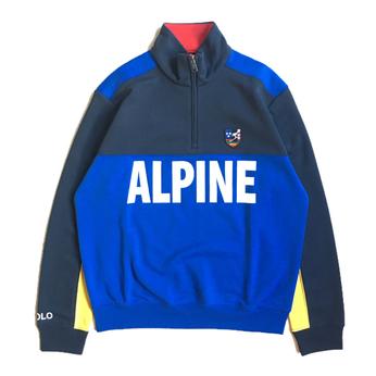 POLO RALPH LAUREN / ALPINE HALF ZIP PULLOVER