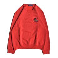 POLO RALPH LAUREN / CP-93 CREW NECK SWEAT (RED)