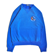 POLO RALPH LAUREN / CP-93 CREW NECK SWEAT (BLUE)