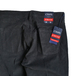 CHAPS / STRAIGHT CORDUROY PANTS (BLACK)