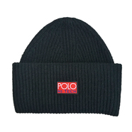 POLO RALPH LAUREN / HI TECH BEANIE (BLACK)