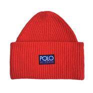 POLO RALPH LAUREN / HI TECH BEANIE (RED)