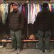 Calvin Klein / PUFF JKT (OLIVE)