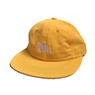 NOTHIN' SPECIAL / SPECIAL NYLON 6PANEL CAP (YELLOW)