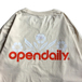 OPEN DAILY / GOOD MEASURE  LS TEE