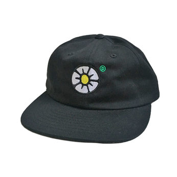OPEN DAILY / FLOWER POLO CAP