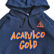 ACAPULCO GOLD / AG ALL CONDITIONS PULLOVER HOODIE (NAVY)
