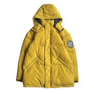 DKNY / BUBBLE JACKET (YELLOW)