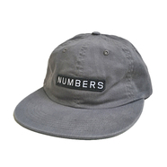 NUMBERS EDITION / WORDMARK 6PANEL HAT