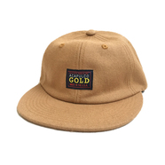 ACAPULCO GOLD / OG WOOL 6PANEL CAP (BEIGE)