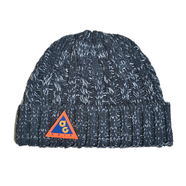 ACAPULCO GOLD / AG ALL CONDITIONS CABLE HAT (NAVY)