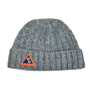 ACAPULCO GOLD / AG ALL CONDITIONS CABLE HAT (GREY)