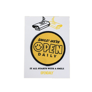 OPEN DAILY / Smile Patch
