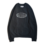 THE DECADES HAT / 3M OVAL LOGO CREW NECK (BLACK)