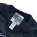 THE DECADES HAT / 3M OVAL LOGO CREW NECK (BLACK)