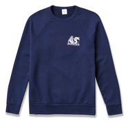 NUMBERS EDITION / TERMITE FLEECE CREW