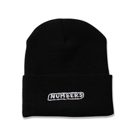 NUMBERS EDITION / DROP SHADOW BEANIE