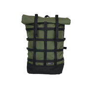 BRAASI INDUSTRY / WEBBING BACKPACK (OLIVE)