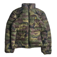 POLO RALPH LAUREN / PACKABLE DOWN JACKET (CAMO)