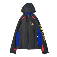 POLO RALPH LAUREN / COOKIE LOGO ZIP HOODY