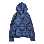 POLO RALPH LAUREN / NATIVE ZIP HOODY (NAVY)