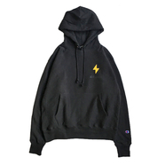 KR USA / PM HOODY (BLACK)