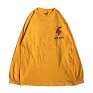 KR USA / AM LS TEE (GOLD)
