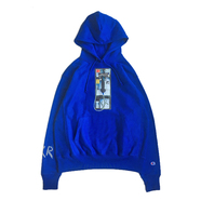 KR USA / PAYPHONE HOODY (BLUE)