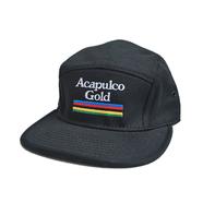 ACAPULCO GOLD / HYDRO CAMP CAP (BLACK)