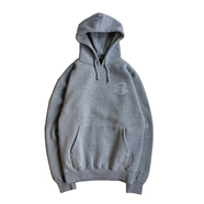 BENCH / ORIGINAL LOGO HOODY (GREY)