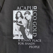 ACAPULCO GOLD / NOT SOLO TEE (BLACK)