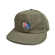 ACAPULCO GOLD / AG CANS TWILL 6 PANEL CAP (OLIVE)