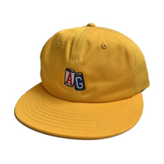ACAPULCO GOLD / AG CANS TWILL 6 PANEL CAP (YELLOW)