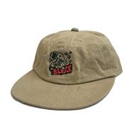 WACK WACK / BLOCK CAP (KHAKI)
