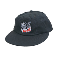 WACK WACK / BLOCK CAP (BLACK)