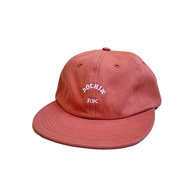 NOTHIN' SPECIAL / NOTHIN' NYC 6PANEL CAP (Nautical Red)