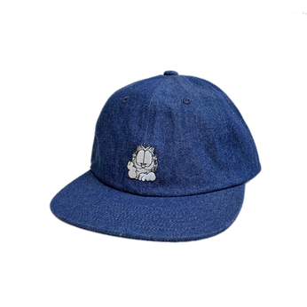 geek / Garfield Cap (DENIM)